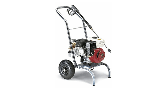 High-pressure cleaner profi-jet - petrol engine